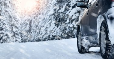 Disfruta más por menos precauciones desplazamientos coche invierno vehículo privado