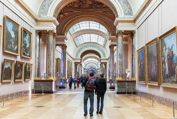 disfruta más por menos museos más visitados del planeta