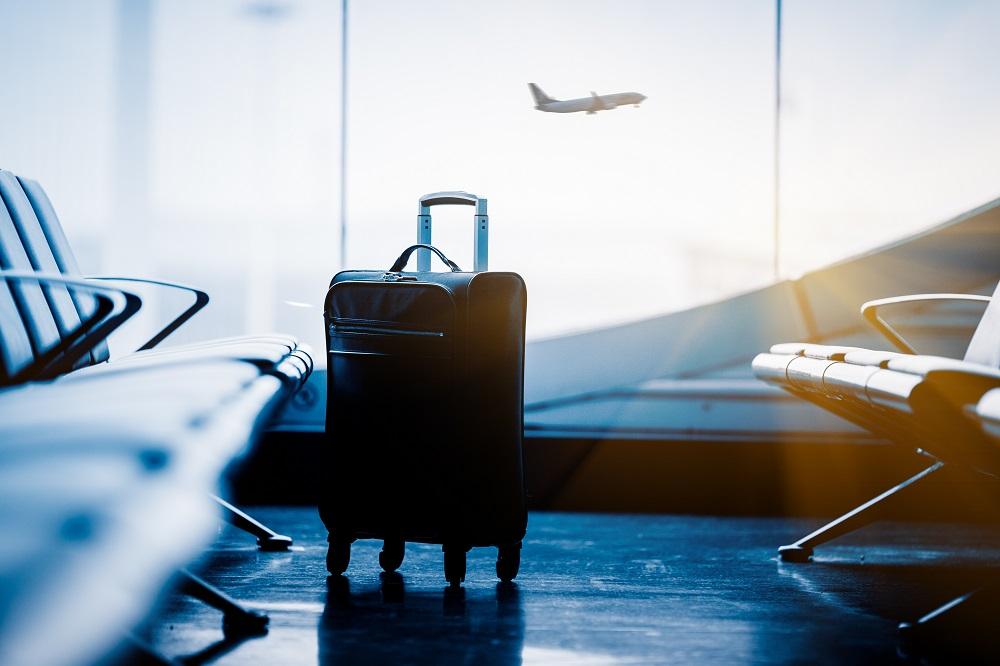 equipaje al planificar un viaje