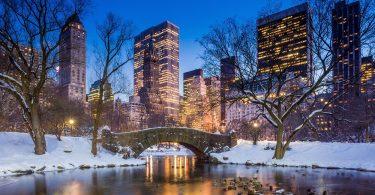 lugares que visitar en invierno
