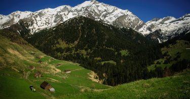 Disfruta más por menos Valle de Salenques Pirineo Aragonés otoño viajar turismo