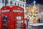 Disfruta más por menos Londres Navidad viajar turismo fiestas navideñas