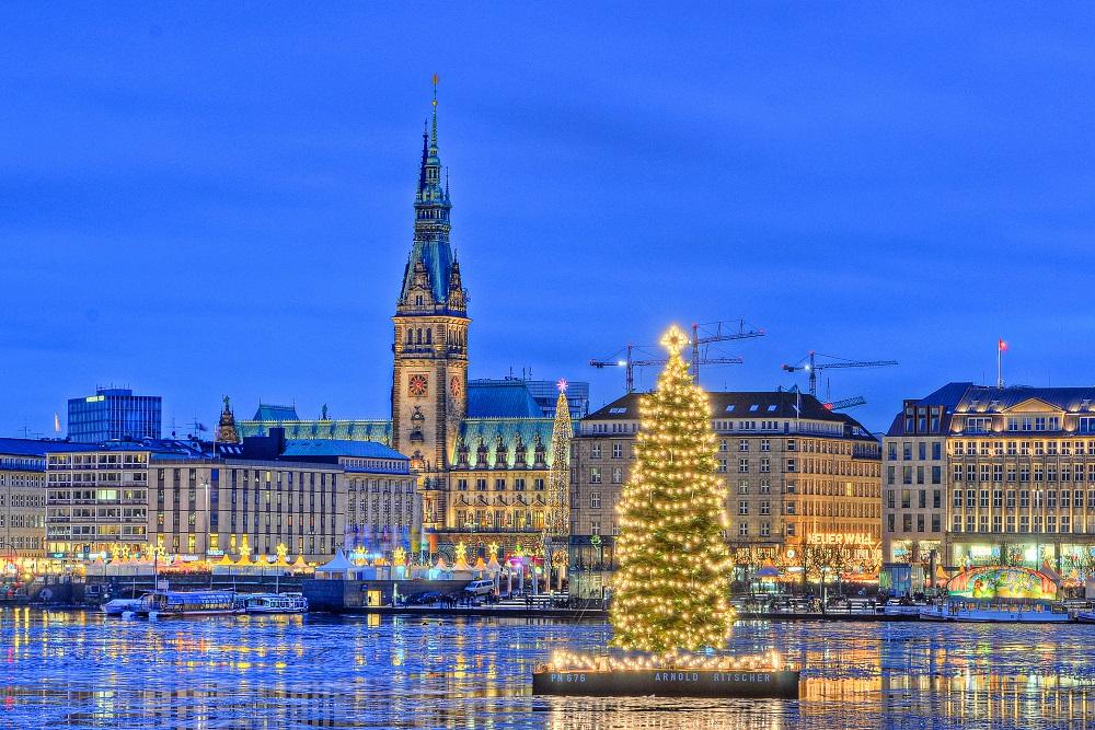 Disfruta más por menos Navidad Hamburgo viajar turismo