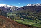 Disfruta más por menos paisajes invernales Valle del Roncal turismo naturaleza invierno